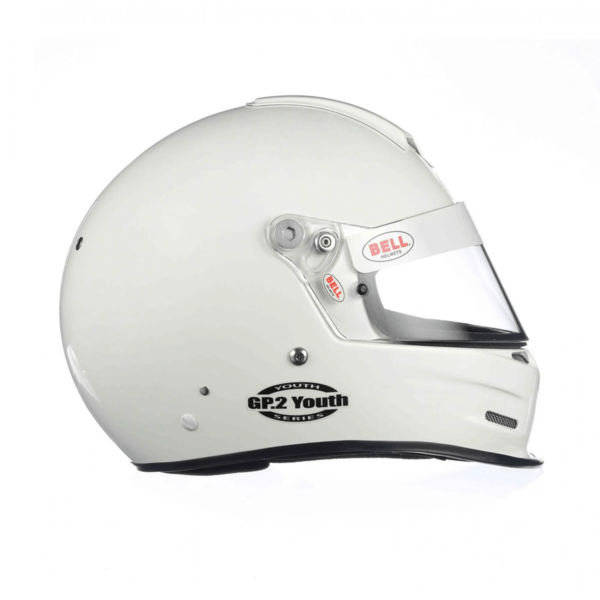 CAPACETE BELL | GP2 YOUTH BRANCO