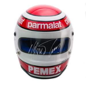 Nelson Piquet – 1981 – Primeiro Campeonato Mundial de F1